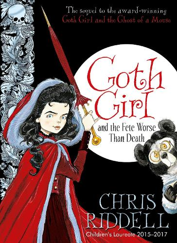 Goth Girl and the Fete Worse Than Death - Goth Girl (Hardback)