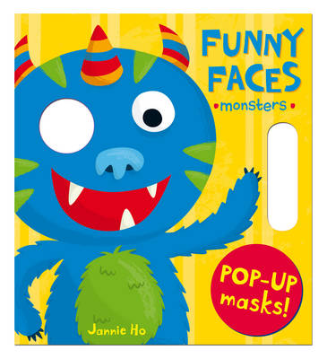 Funny Faces: Monsters (Board book)