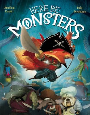 Here Be Monsters (Hardback)