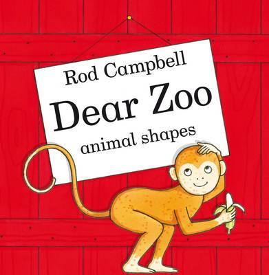 Dear Zoo Animal Shapes (Board book)