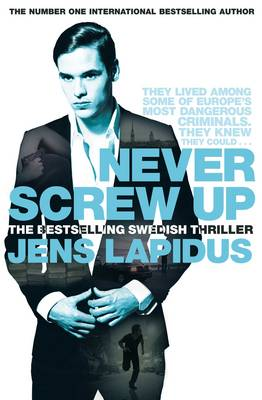 Never Screw Up (Paperback)