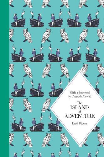 The Island of Adventure - Macmillan Children's Classics (Hardback)