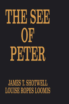 The See of Peter (Hardback)