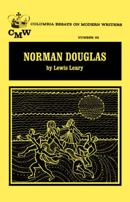 Norman Douglas (Paperback)