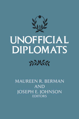 Unofficial Diplomats (Paperback)