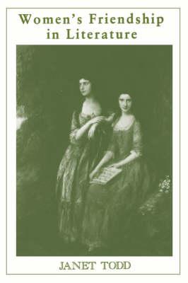 Women's Friendship in Literature (Paperback)