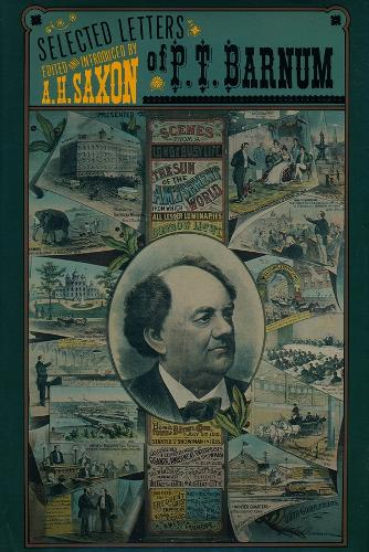 The Selected Letters of P. T. Barnum (Hardback)