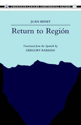 Return to Region (Paperback)