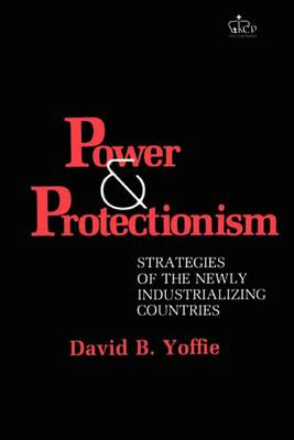 Power and Protectionism: Strategies of the Newly Industrializing Countries (Paperback)