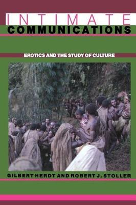 Intimate Communications: Erotics and the Study of Culture (Paperback)