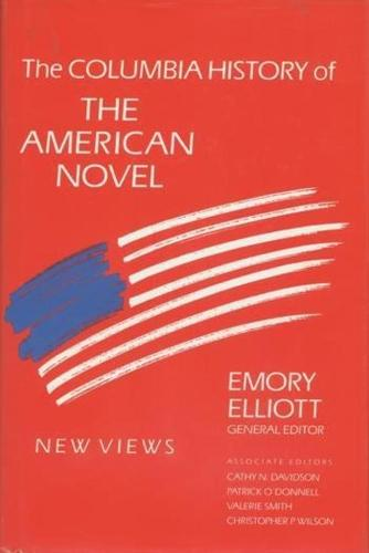 The Columbia History of the American Novel (Hardback)