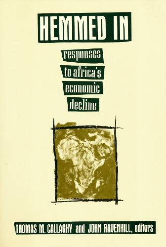 Hemmed In: Responses to Africa's Economic Decline (Paperback)