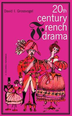 Twentieth Century French Drama (Paperback)