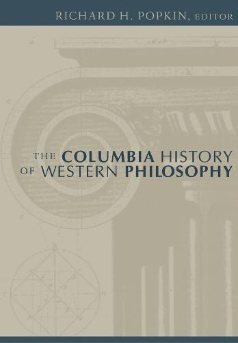 The Columbia History of Western Philosophy (Hardback)