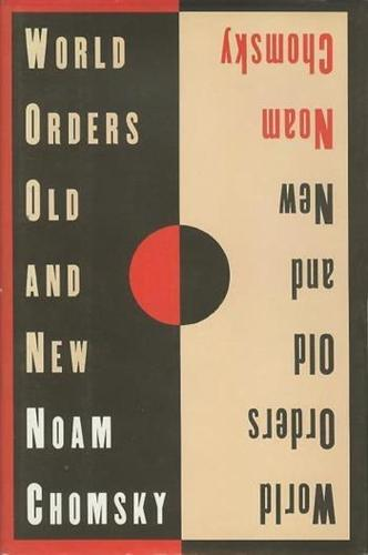 World Orders Old and New (Paperback)