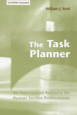 The Task Planner: An Intervention Resource for Human Service Professionals (Paperback)