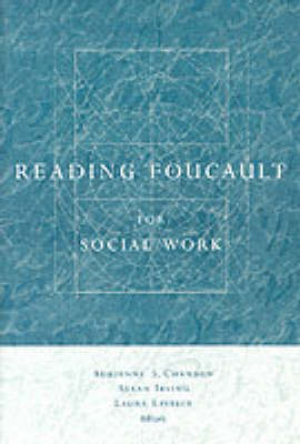 Reading Foucault for Social Work (Paperback)
