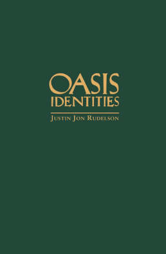 Oasis Identities: Uyghur Nationalism Along China's Silk Road (Hardback)