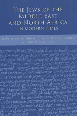 The Jews of the Middle East and North Africa in Modern Times (Paperback)