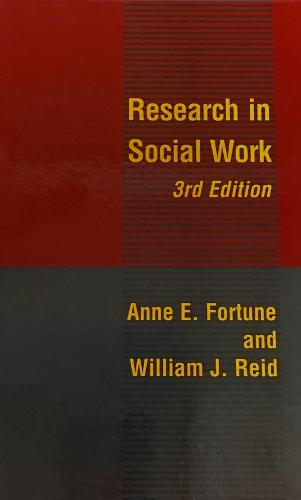 Research in Social Work (Hardback)