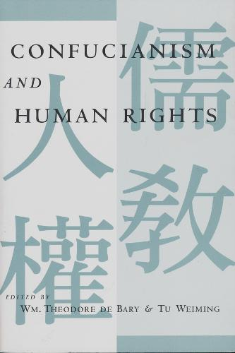 Confucianism and Human Rights (Paperback)