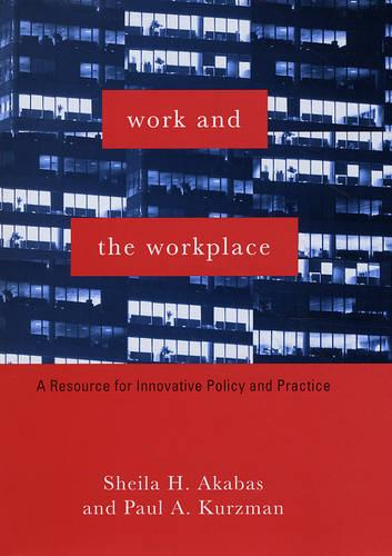 Work and the Workplace: A Resource for Innovative Policy and Practice - Foundations of Social Work Knowledge Series (Hardback)