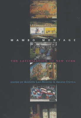Mambo Montage: The Latinization of New York City (Paperback)