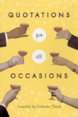 Quotations for All Occasions (Paperback)