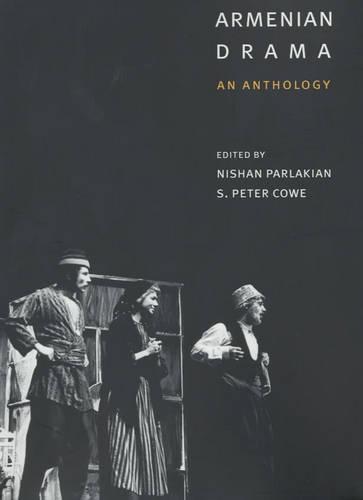Modern Armenian Drama: An Anthology (Hardback)