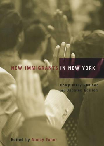 New Immigrants in New York (Paperback)