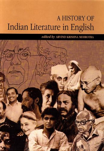A History of Indian Literature in English (Hardback)
