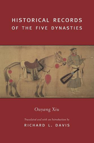 Historical Records of the Five Dynasties (Hardback)