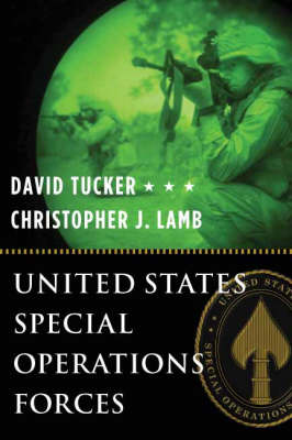 United States Special Operations Forces (Hardback)