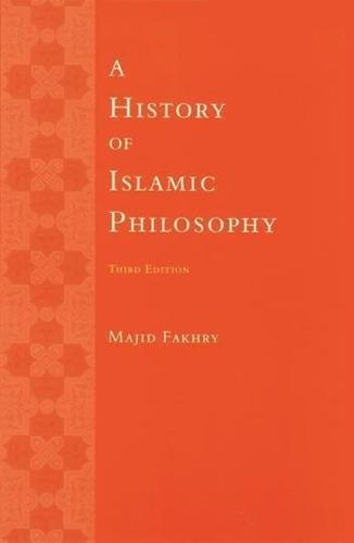 A History of Islamic Philosophy (Hardback)