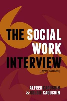 The Social Work Interview (Hardback)