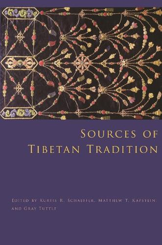Sources of Tibetan Tradition - Introduction to Asian Civilizations (Hardback)