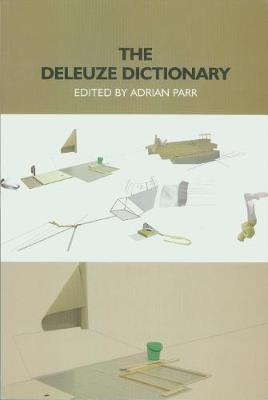 The Deleuze Dictionary (Hardback)