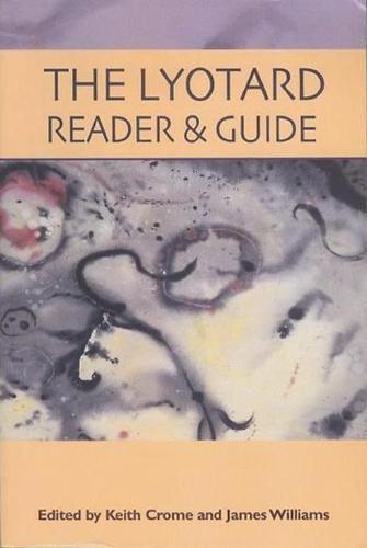 The Lyotard Reader and Guide (Hardback)