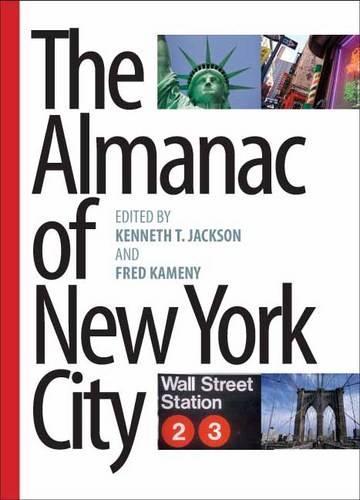 The Almanac of New York City (Hardback)