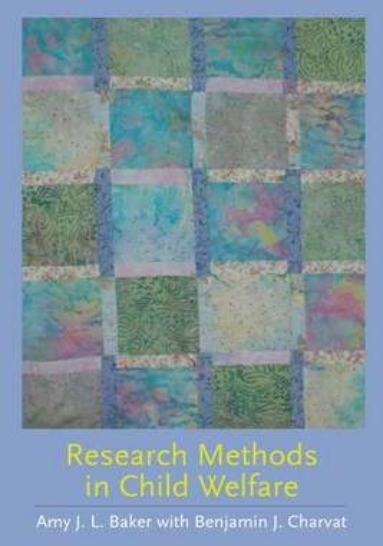 Research Methods in Child Welfare (Hardback)