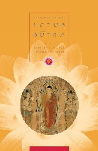 Readings of the Lotus Sutra - Columbia Readings of Buddhist Literature (Hardback)