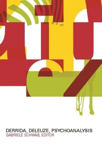 Derrida, Deleuze, Psychoanalysis - A Critical Theory Institute Book (Hardback)
