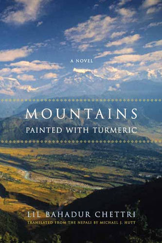 Mountains Painted with Turmeric (Hardback)