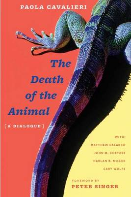 The Death of the Animal: A Dialogue (Hardback)