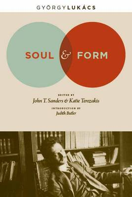 Soul and Form - Columbia Themes in Philosophy, Social Criticism, and the Arts (Hardback)