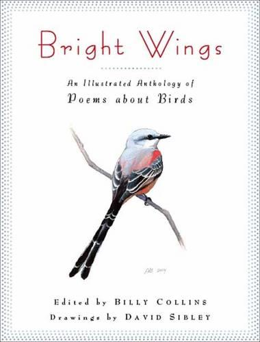 Bright Wings: An Illustrated Anthology of Poems About Birds (Hardback)