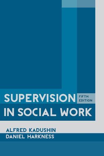 Supervision in Social Work (Hardback)