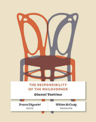 The Responsibility of the Philosopher (Paperback)