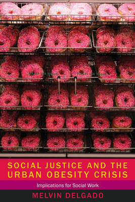 Social Justice and the Urban Obesity Crisis: Implications for Social Work (Hardback)