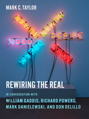 Rewiring the Real: In Conversation with William Gaddis, Richard Powers, Mark Danielewski, and Don DeLillo - Religion, Culture, and Public Life (Paperback)